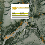 Fairbanks Gold Map
