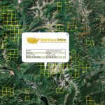 Montana Gold Maps | Gold Claims