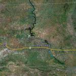 South Dakota Gold Map