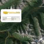 Seward Gold Map