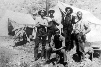 Nevada gold rush history