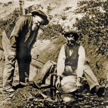 Montana gold rush history