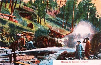 Oregon Gold Mines